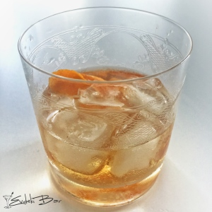 Whiskey Old Fashioned 2