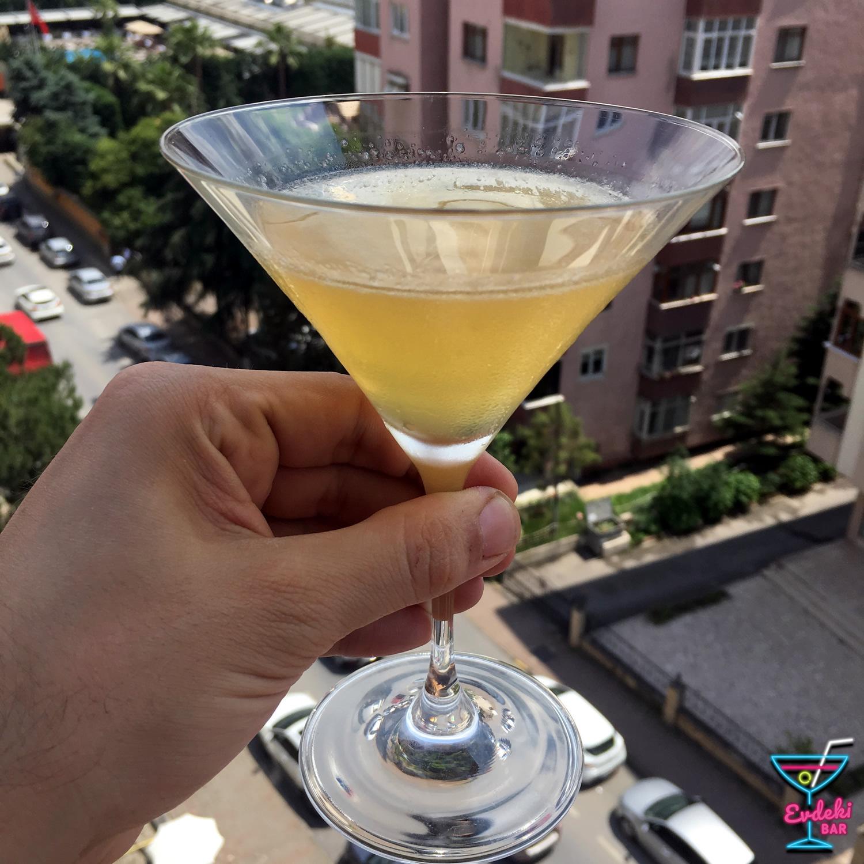 Martini nasıl içilir